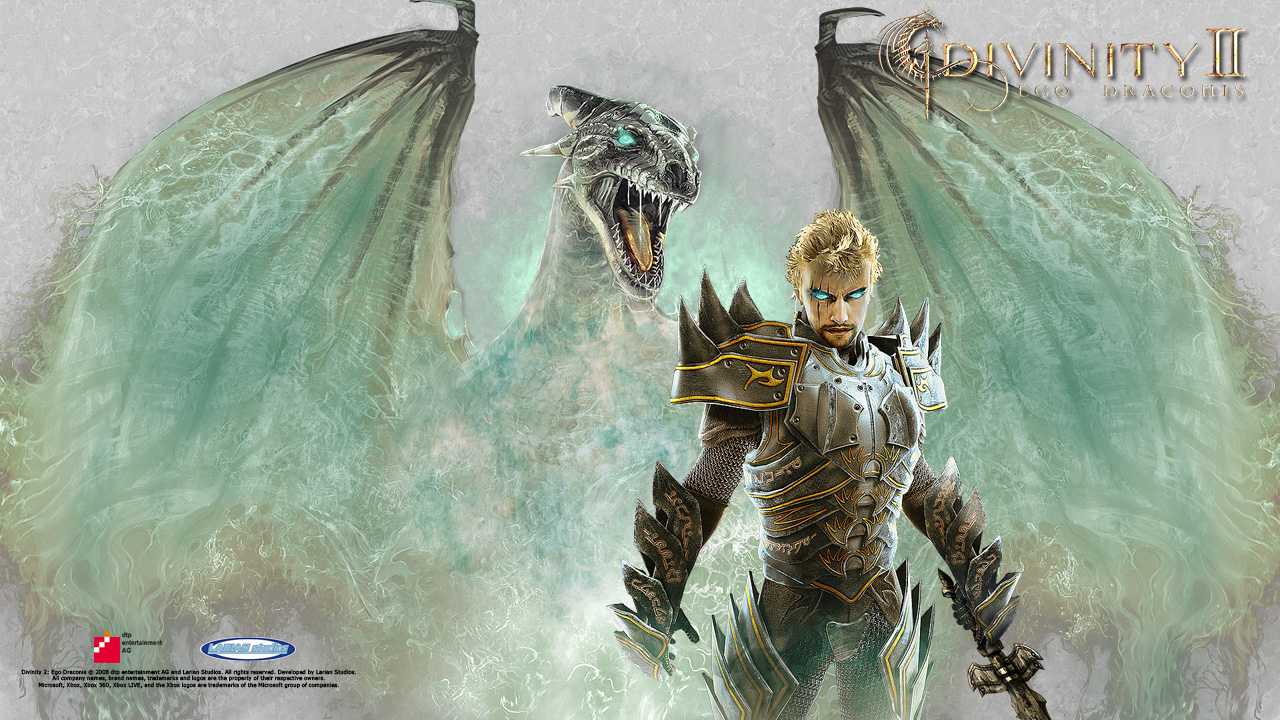 Divinity 2: Ego Draconis coloring #14, Download drawings