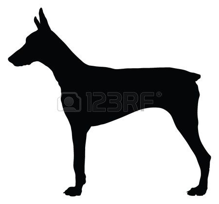 Doberman Pinscher clipart #16, Download drawings