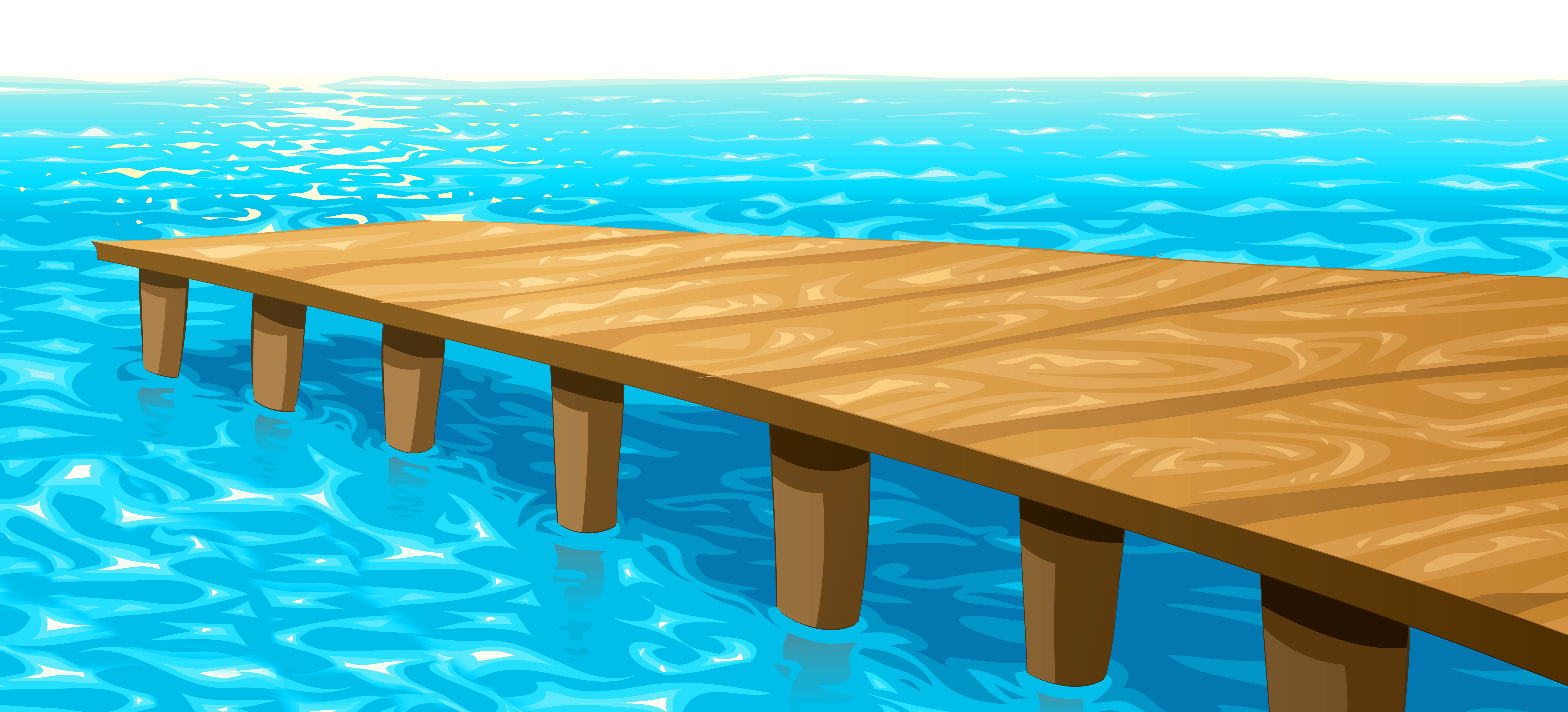 Dock clipart #3, Download drawings