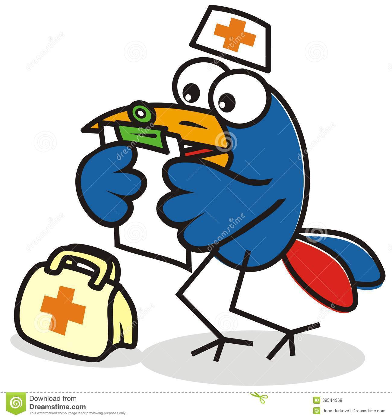 Doctor Bird clipart #19, Download drawings