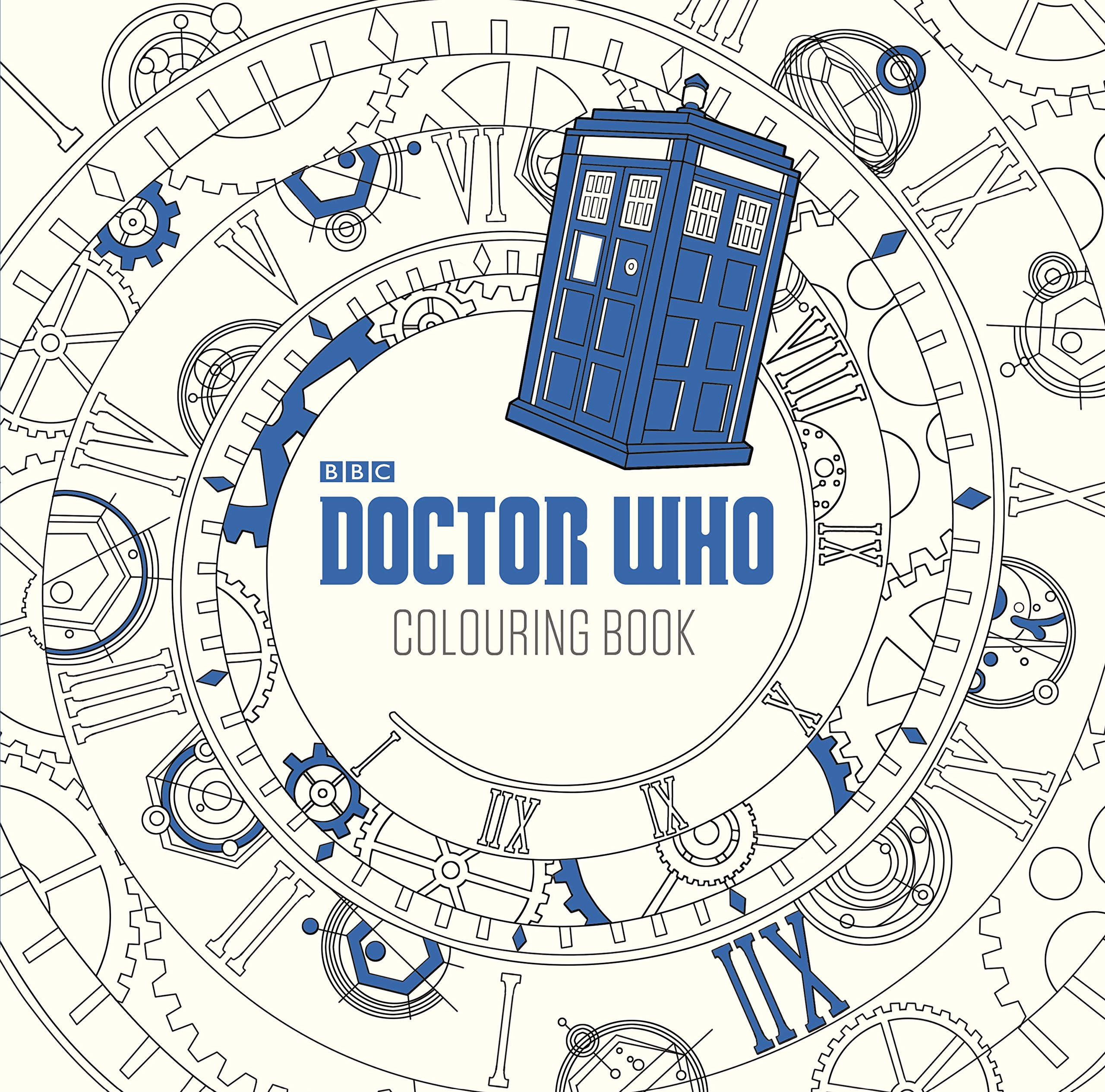 Doctor Who coloring #2, Download drawings