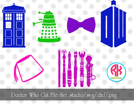 Doctor Who svg #20, Download drawings