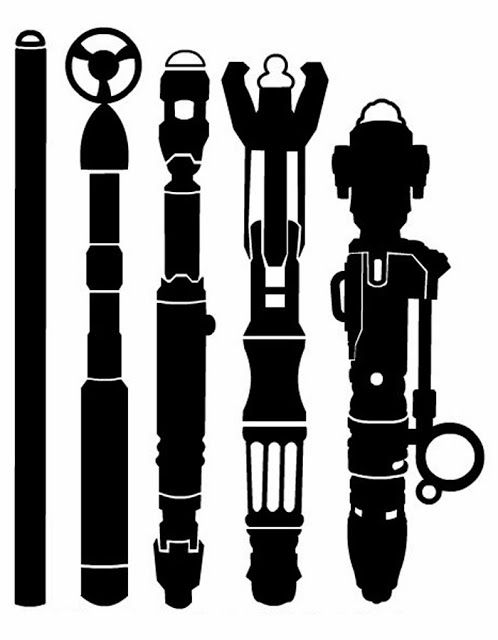 Doctor Who svg #5, Download drawings