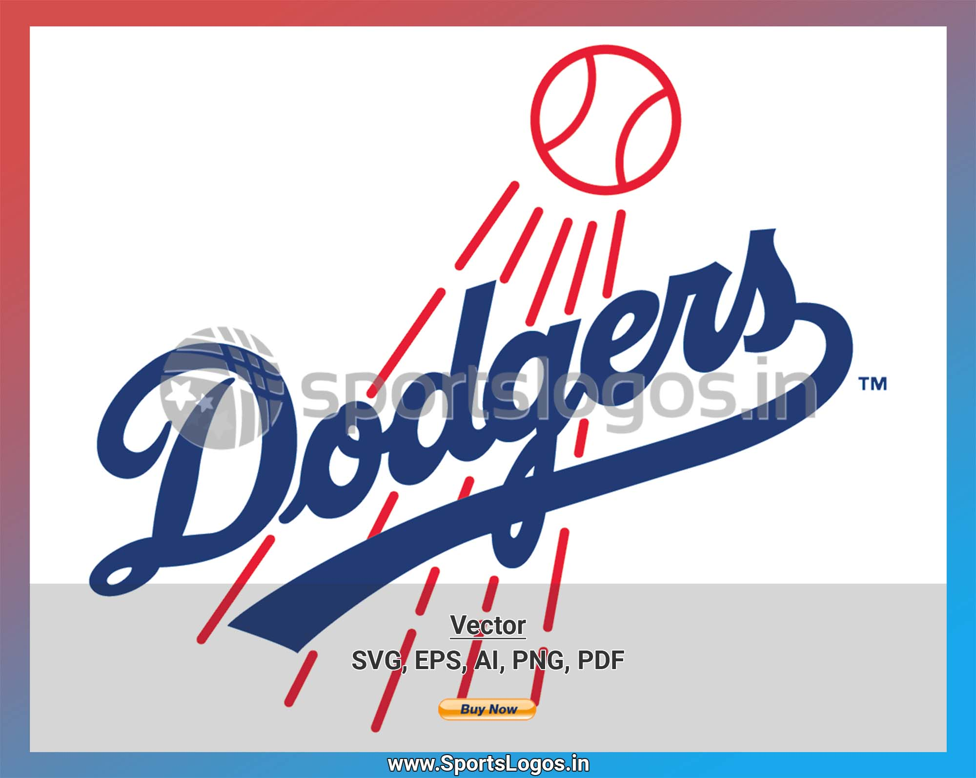 dodgers svg #952, Download drawings