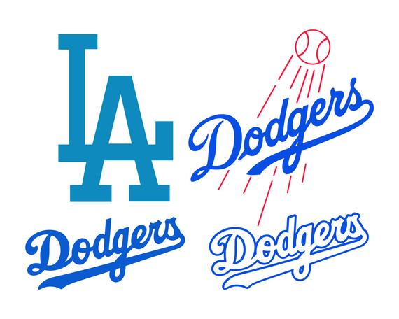 dodgers svg #982, Download drawings