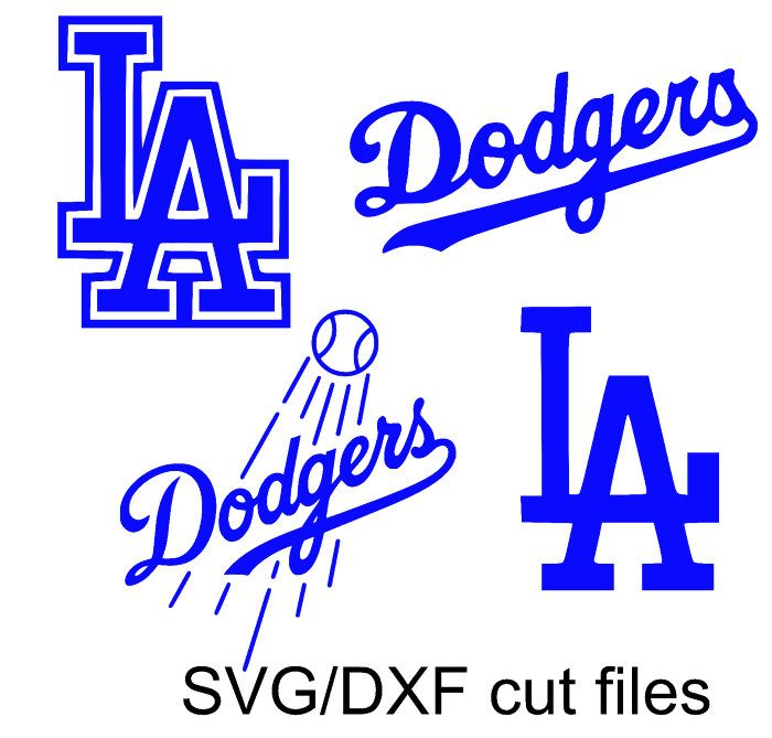 dodgers svg #985, Download drawings