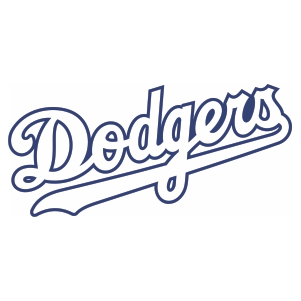 dodgers svg #981, Download drawings