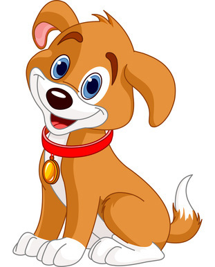 Puppy clipart #14, Download drawings