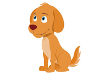 Dog clipart #1, Download drawings