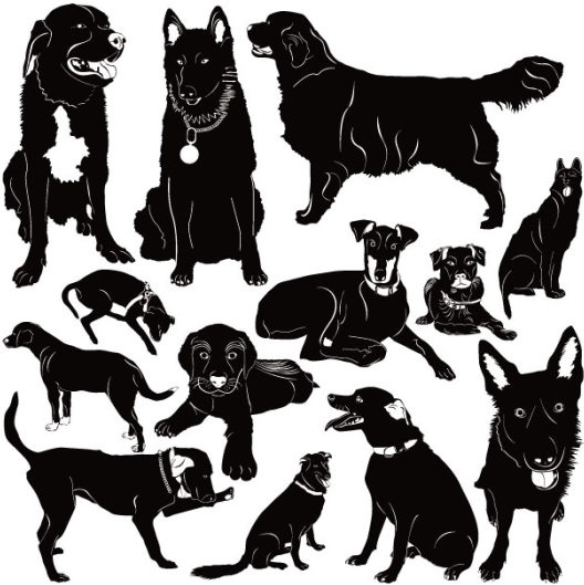 Pitbull Puppy svg #7, Download drawings