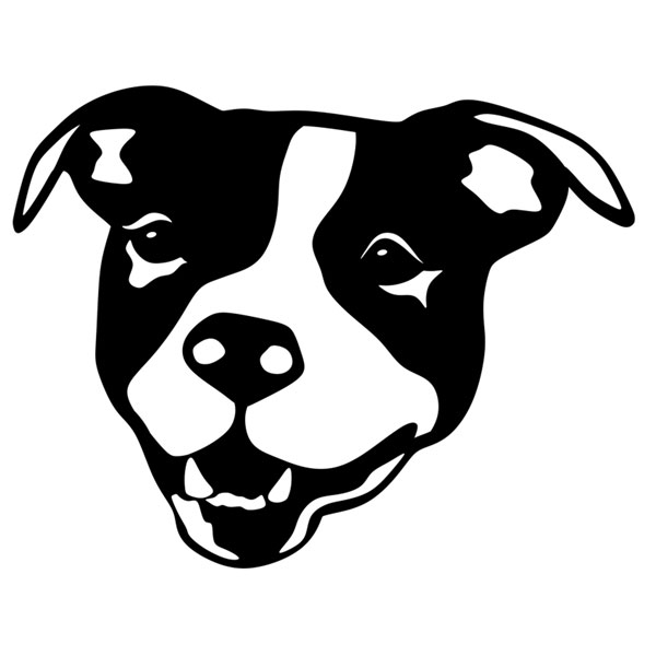 Pitbull Puppy svg #3, Download drawings