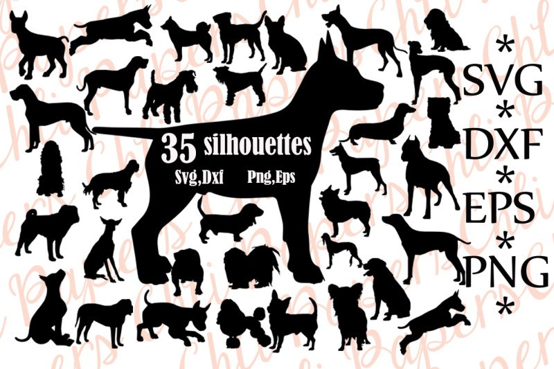dog svg free #973, Download drawings
