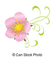 Dogrose clipart #15, Download drawings