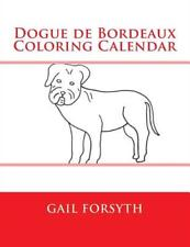 Dogue De Bordeaux coloring #12, Download drawings