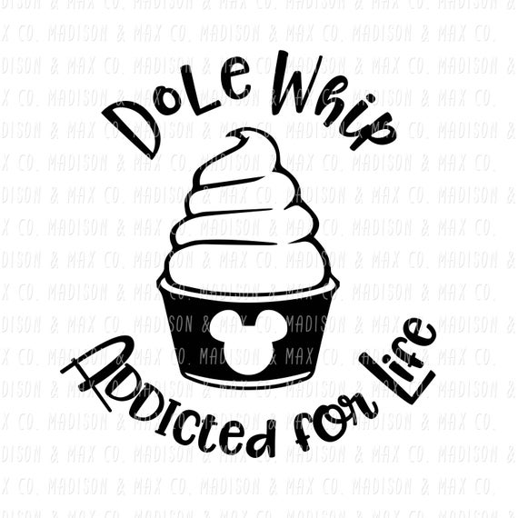 dole whip svg #539, Download drawings