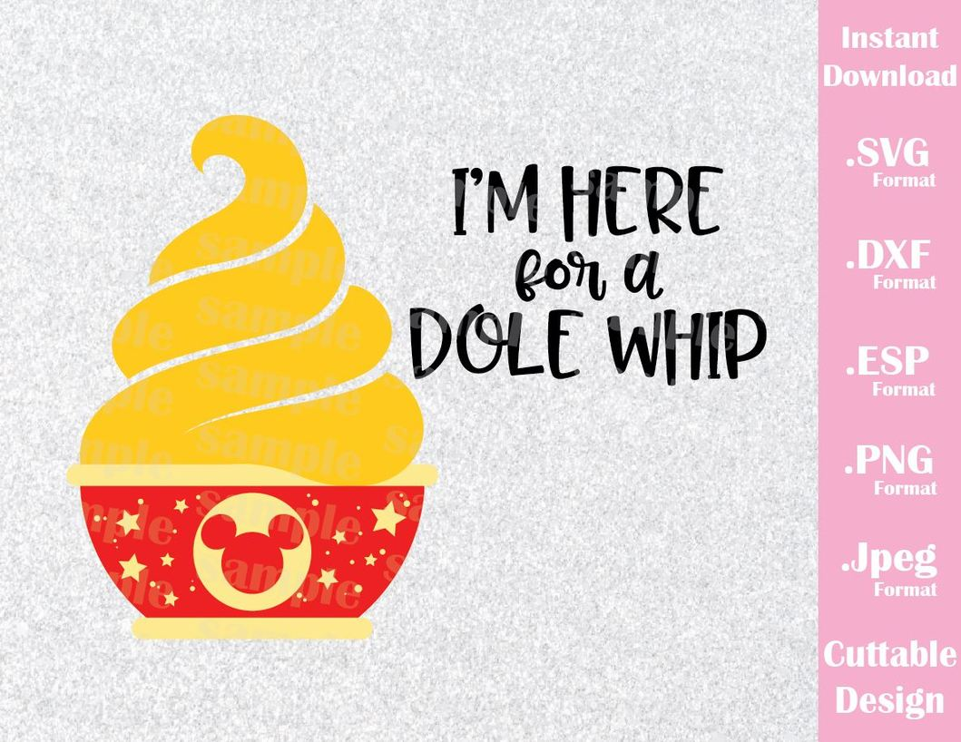 dole whip svg #524, Download drawings