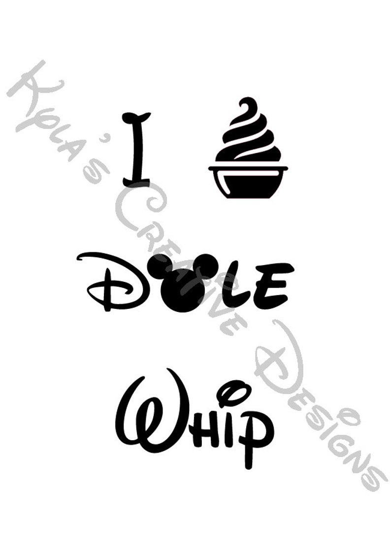 dole whip svg #532, Download drawings