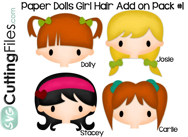 Doll svg #12, Download drawings
