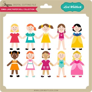 Doll svg #11, Download drawings