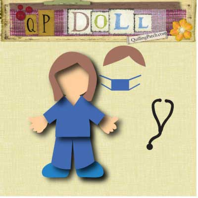 Doll svg #16, Download drawings