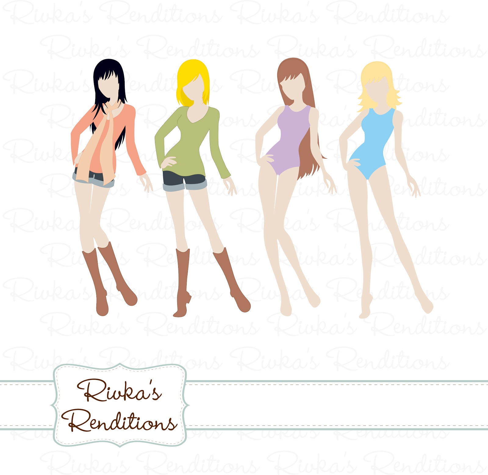 Doll svg #18, Download drawings