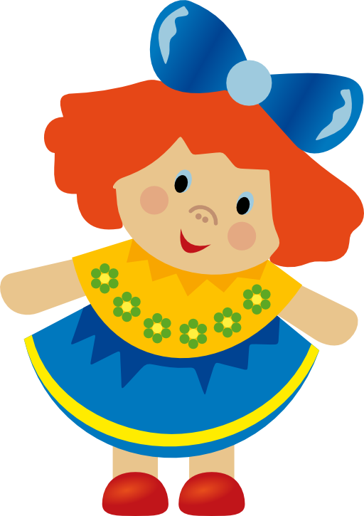 Doll svg #6, Download drawings