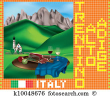 Dolomites clipart #18, Download drawings