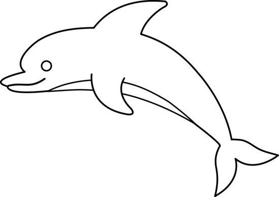 Dolphin clipart #17, Download drawings