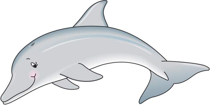 Dolphin clipart #3, Download drawings