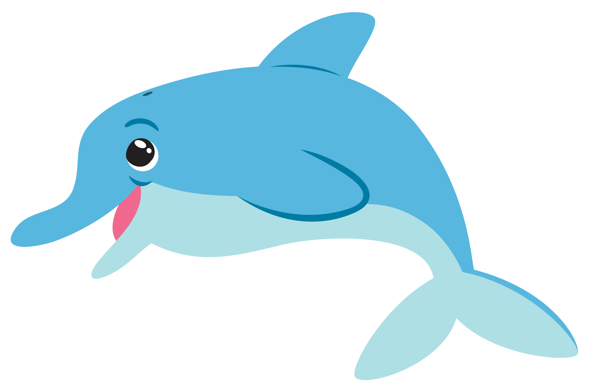 Dolphins clipart #17, Download drawings