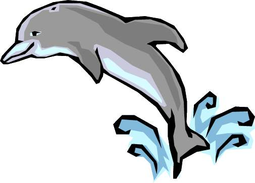 Dolphins clipart #6, Download drawings