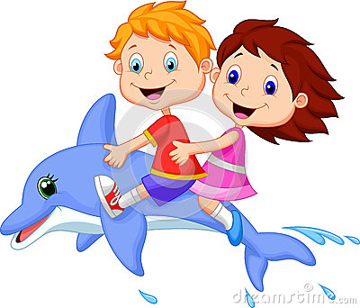 Dolphins Riding Bow clipart #10, Download drawings