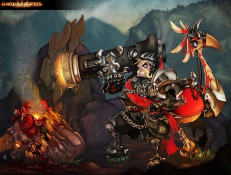 Dominance War 4 coloring #18, Download drawings