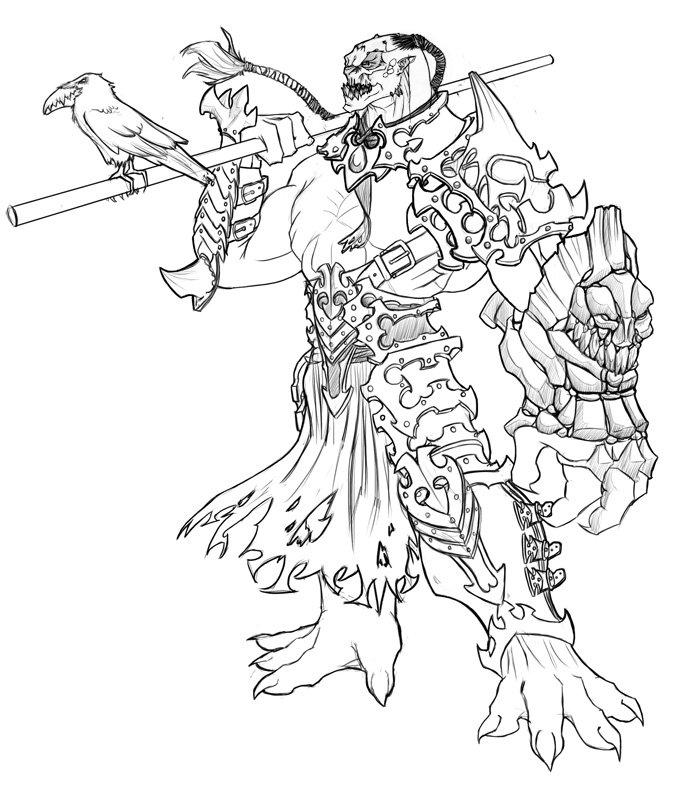 Dominance War coloring #8, Download drawings