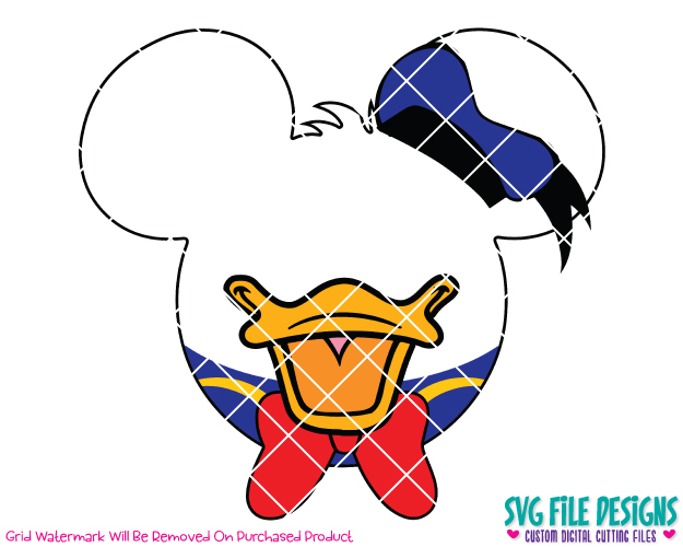 donald duck svg #1008, Download drawings