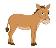 Donkey clipart #16, Download drawings