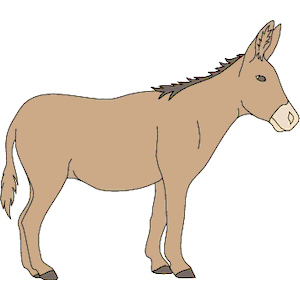 Donkey clipart #14, Download drawings