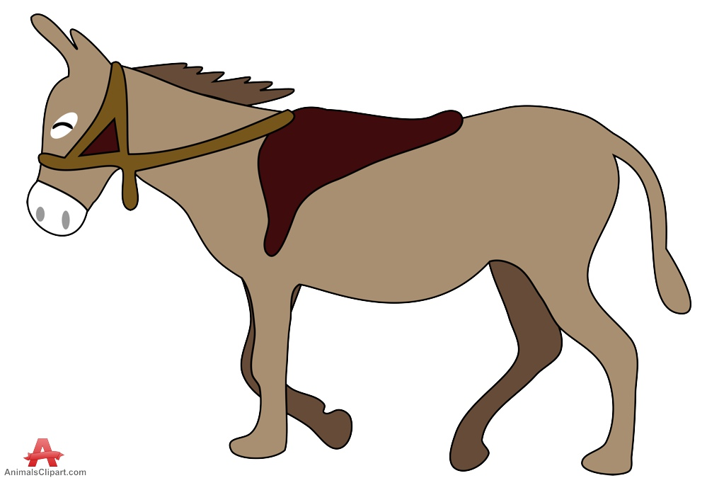 Donkey clipart #5, Download drawings