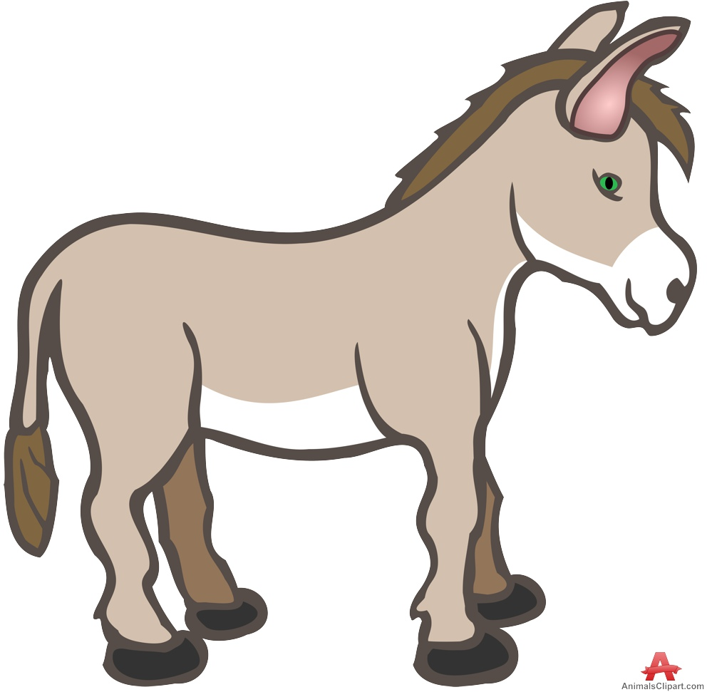 Donkey clipart #8, Download drawings