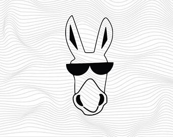 Donkey svg #12, Download drawings