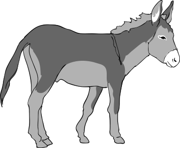 Donkey svg #18, Download drawings