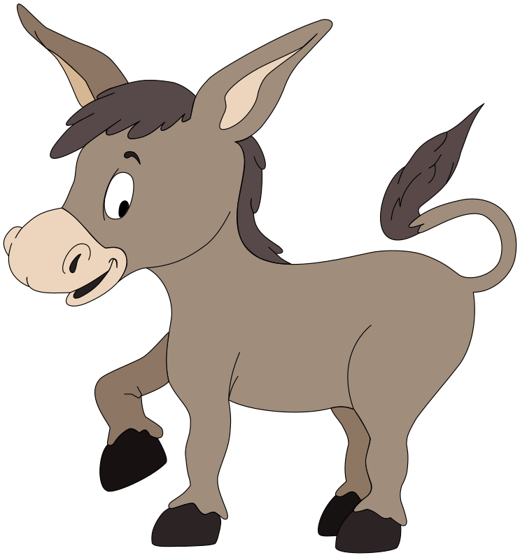 Donkey svg #16, Download drawings