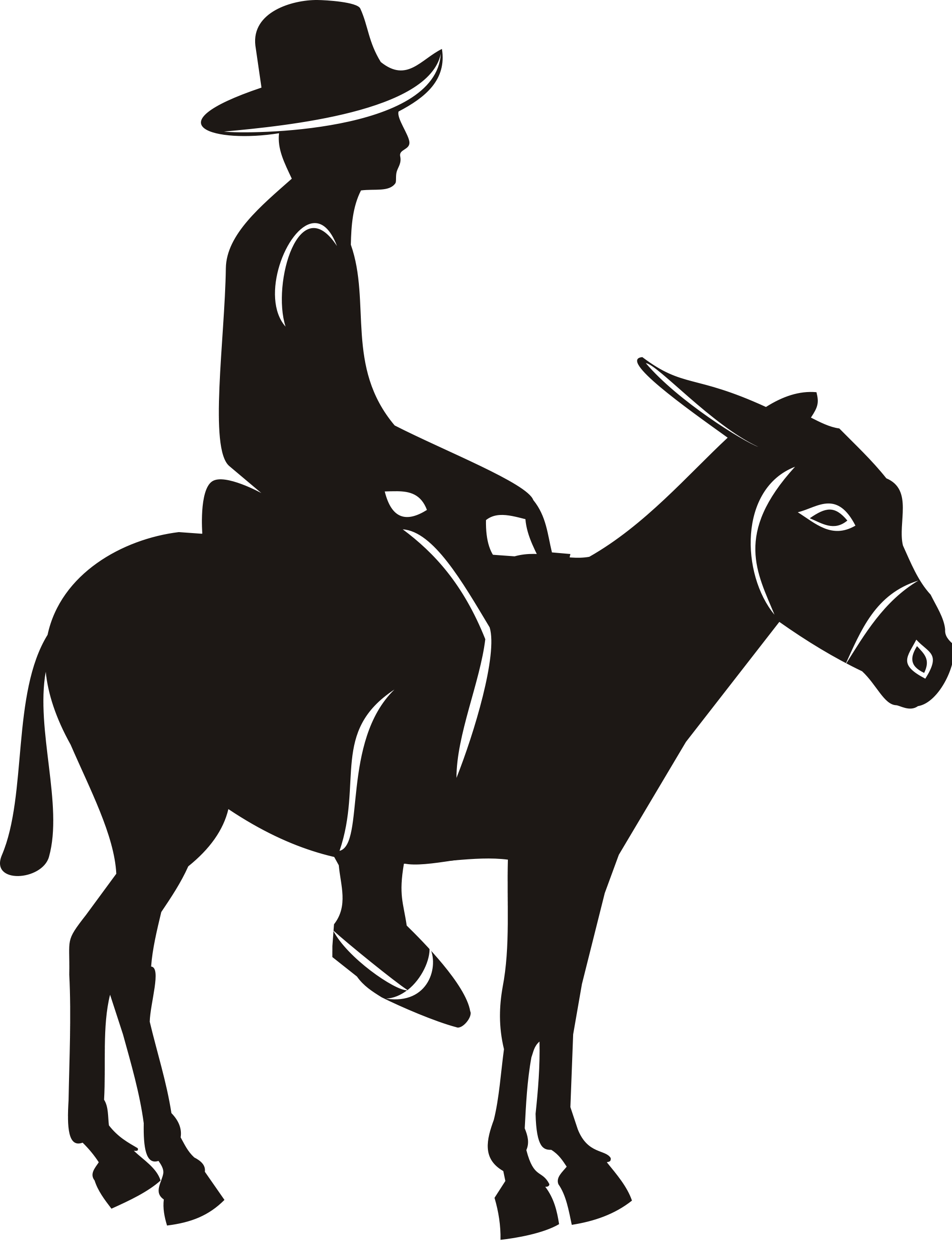 Donkey svg #6, Download drawings