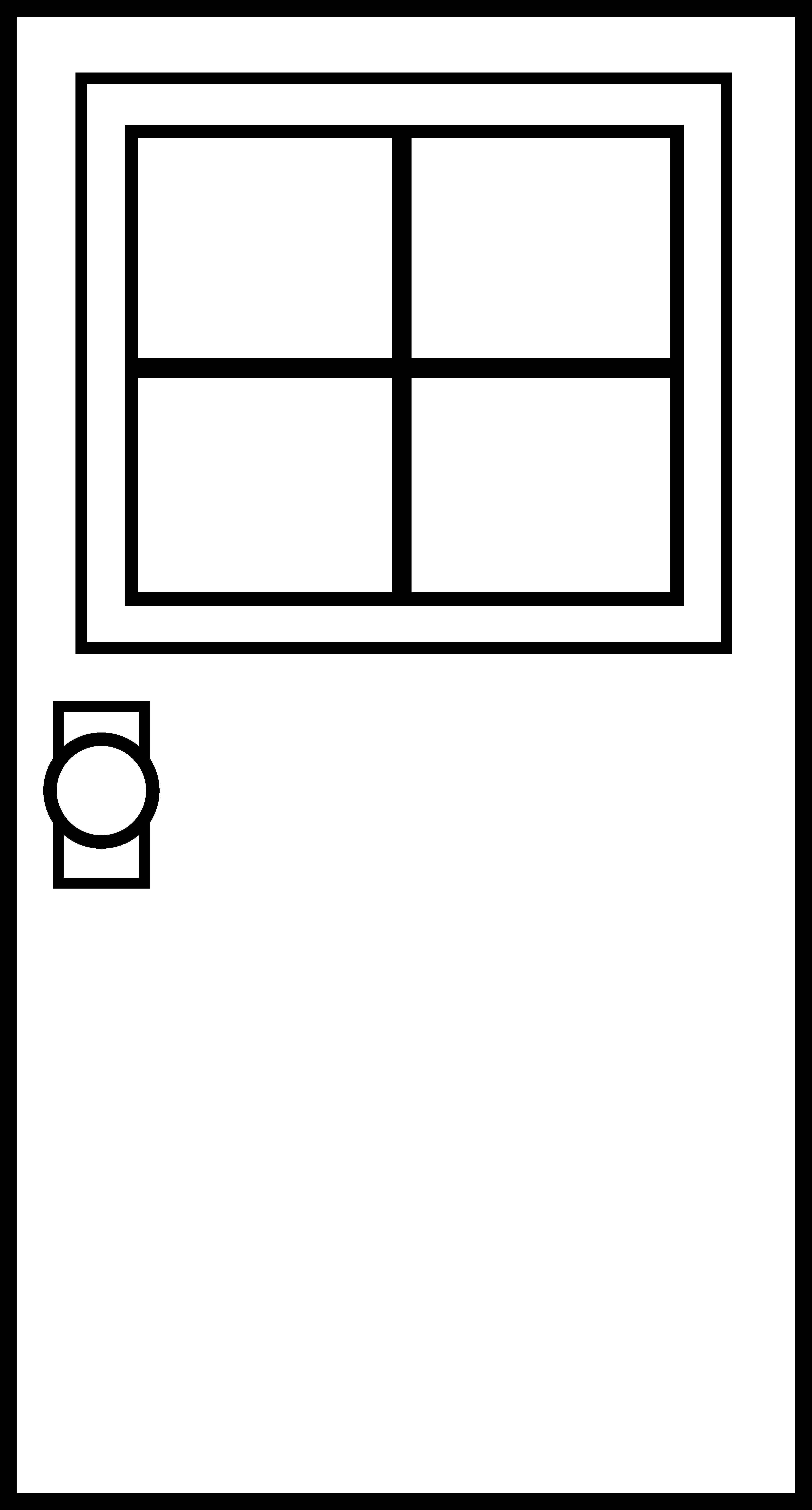 Door clipart #1, Download drawings