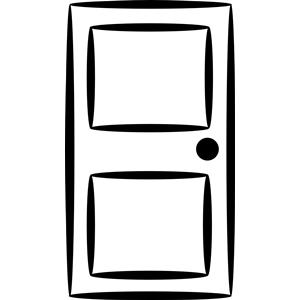 Door svg #14, Download drawings