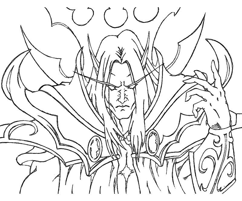 DotA 2 coloring #1, Download drawings