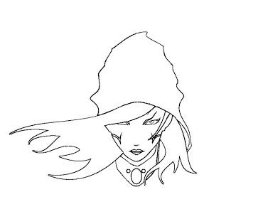 DotA 2 coloring #6, Download drawings