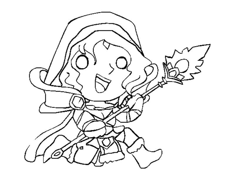 Dota coloring #5, Download drawings