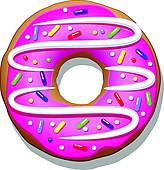 Doughnut clipart #17, Download drawings