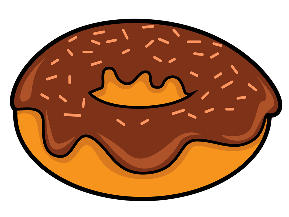 Doughnut clipart #14, Download drawings